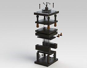 Mold 3D model