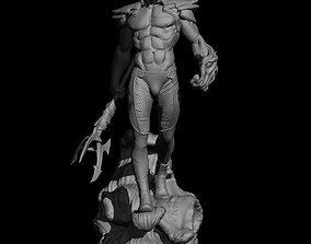 3D print model Fan Art - Phoenix Force Namor
