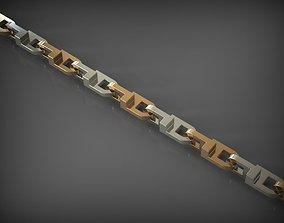 3D printable model Chain Link 75