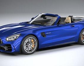 Mercedes-Benz AMG GT R Roadster 2020 3D