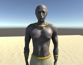 3D model Custom Alien