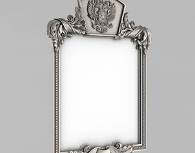 Frame for the mirror frame 3D print model