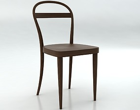3D model Thonet Muji chair