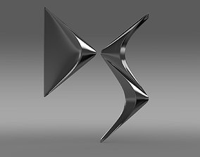 DS logo 3D