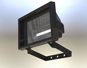 Light Reflector 3D asset