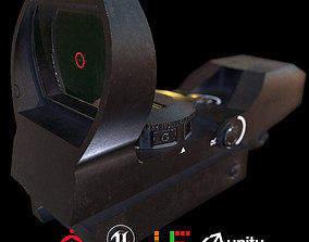 Game Ready Scope D180521 3D asset