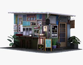 3D model Loafer Cafe