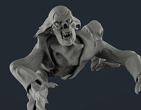 3D printable model Zombie 01