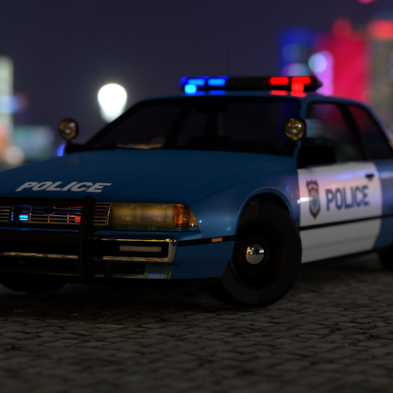 Wendover Police Interceptor