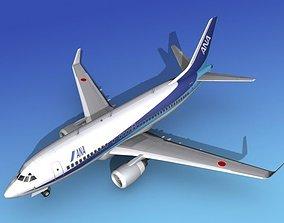 3D model Boeing 737-700ER All Nippon Airways