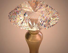 DIAMOND - ROUND BRILLIANT CUT 3D
