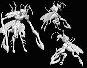 Mantisori 3D model