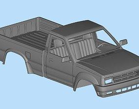 Mazda B series B2600 B2200 Regular Cab 3d print rc car