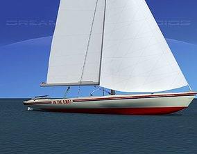 Buccaneer 18 V04 3D model