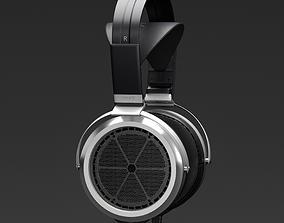 Stax SR-009 Headphones 3D model