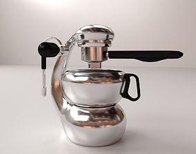 Espresso Maker shop 3D