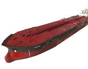 Super Tanker TI Class 3D model