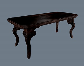 3D Dinning table - S series - 14