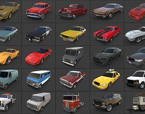 3D Ultimate American Cars