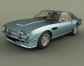 Aston Martin V8 Vantage 3D