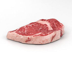 porterhouse 3D Steak