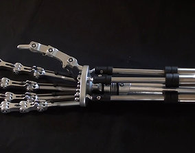 3D print model Terminator arm that works
