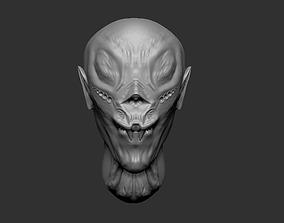 3D print model ufo sculpture