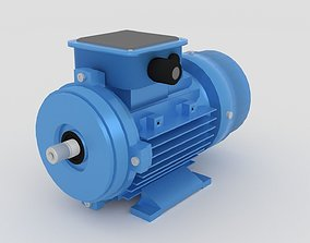 3D model Highly detailed 1MW generator by RICHARD HIND