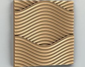 3D Wall panel 013