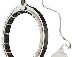 Magnetic Hula Hoop 3D