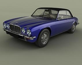 Jaguar XJ6C Coupe 3D model