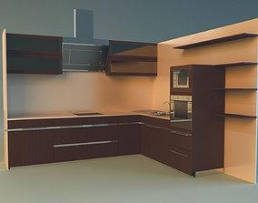 Kitchen 3D lower