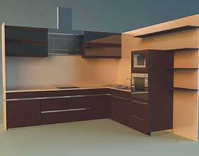 Kitchen 3D lower