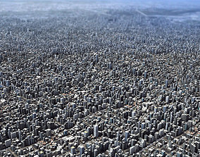 3D model Infinite City