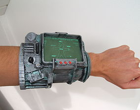 3D printable model PipBoy 3000 from Fallout games