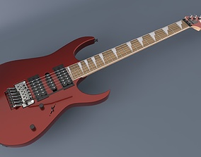 guitar Ibanez Guitar RG Series 3D