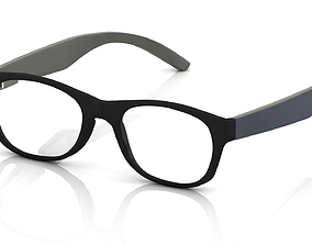 Eyeglasses for Men and Women 3D printable model wear