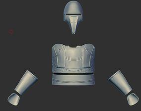 3D printable model StarWars Darth Revan 501 complete 3