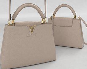Louis Vuitton Capucines BB bag 3D leather