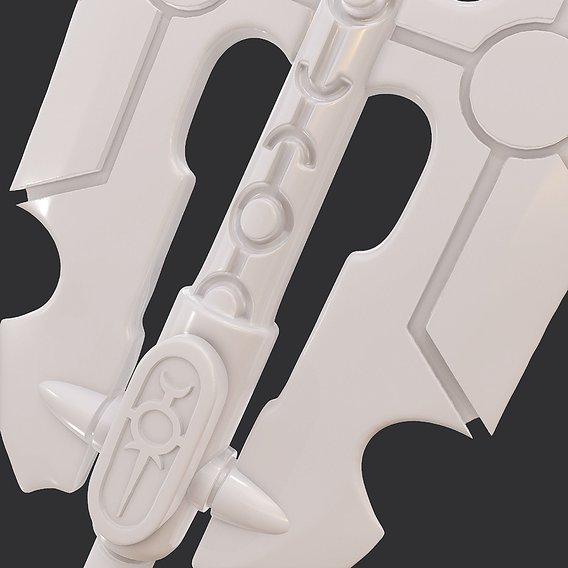3D Print Weapon