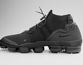 Nike Vapormax Utility Triple Black 3D model