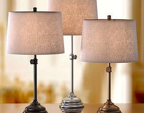 3D Table Lamp bedlamp
