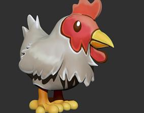 Chicken - ZTL Sculpt 3D