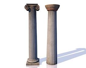 Pillar 3D Models | CGTrader