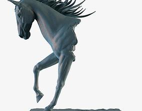 3D printable model Horse Statue