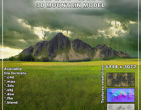 3D Mountain MT041-