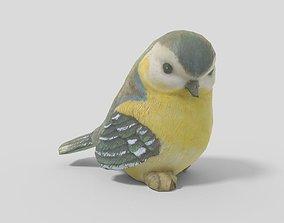 Bird 01 Lowpoly 3D asset