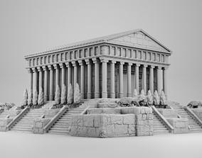 An ancient Greek Palace printing 3D printable model