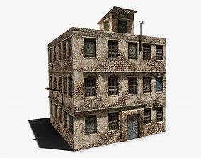 3D model Afghanistan House