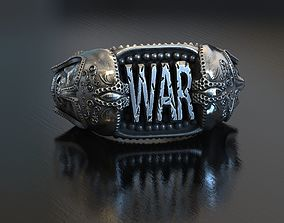 War Ring 3D printable model
